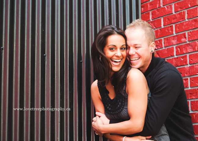gastown engagement session by vancouver engagement photographer love tree photography