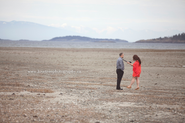 Victoria beachs in British Columbia | Nanaimo wedding photographer www.lovetreephotography.ca