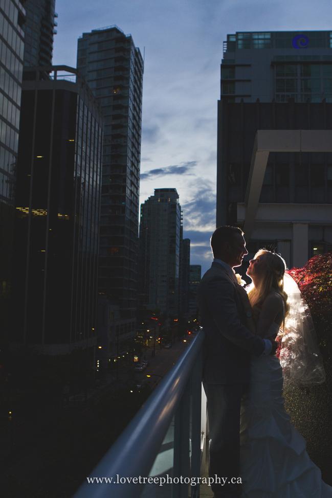 Marriott Pinnacle Hotel Vancouver Weddings