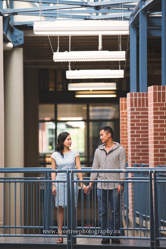 Richmond Engagement Session Cambie High School Huong Rc
