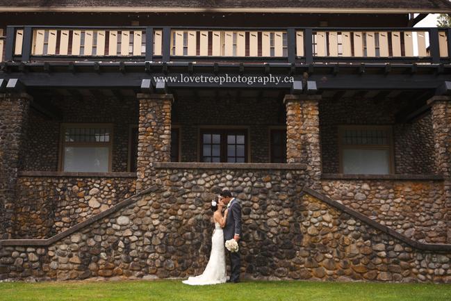 Burnaby Deer Lake Park wedding