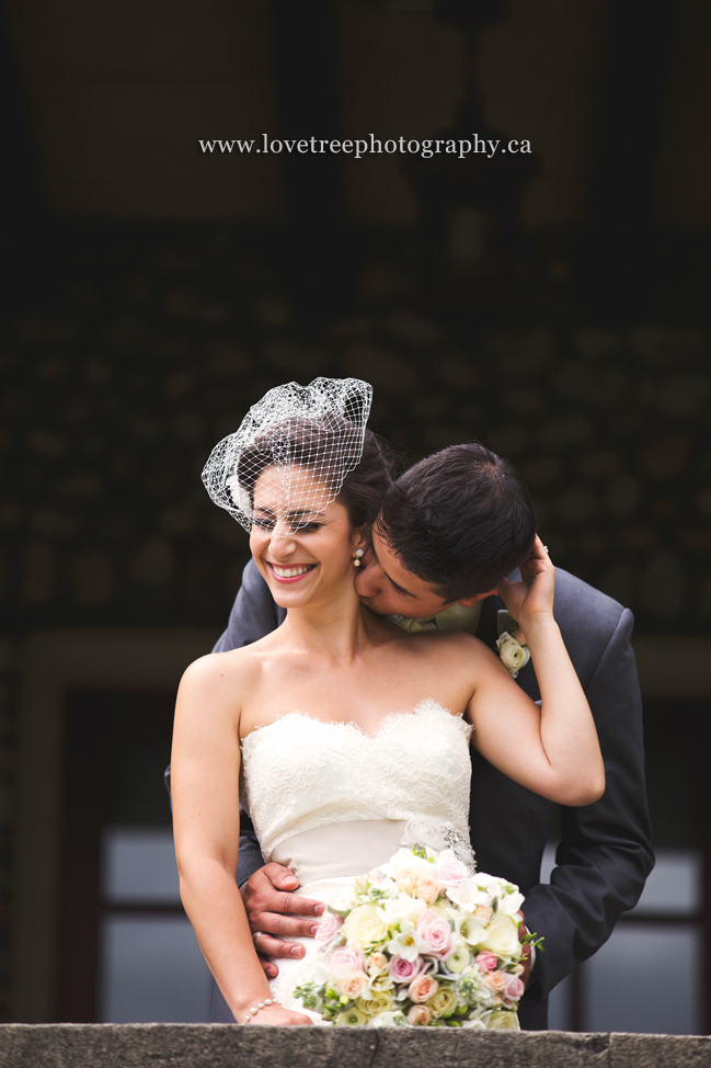 Wedding photography at Deer Lake Park in Burnaby