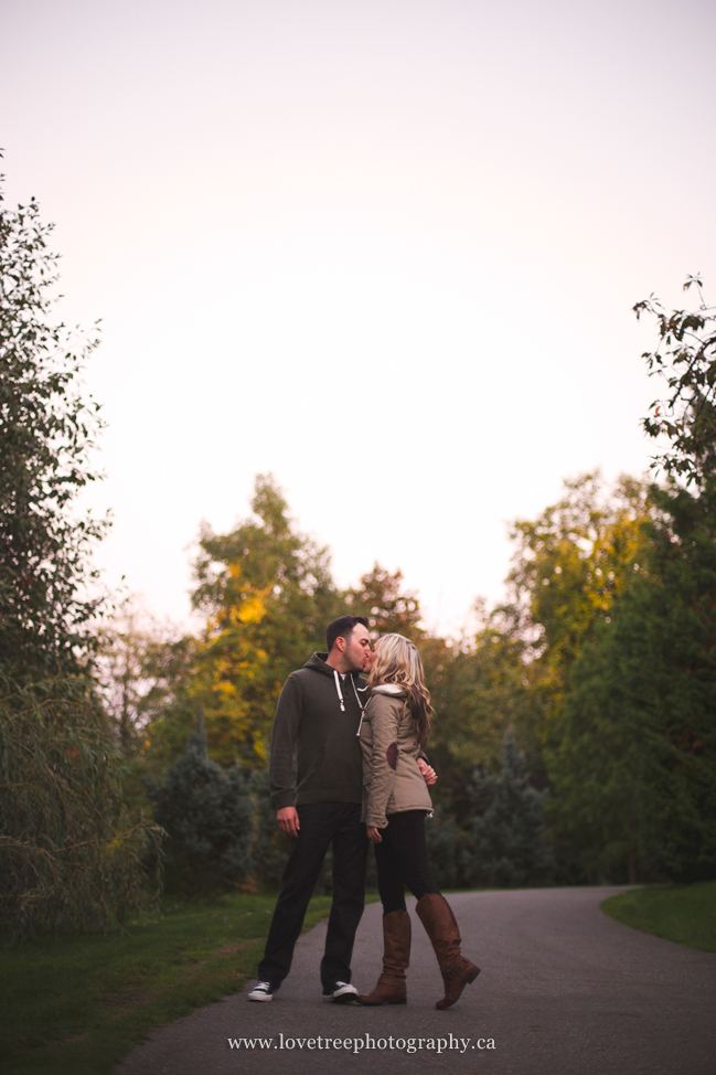 New westminster engagement at queens park by PPOC accredited photographers Love Tree Photography