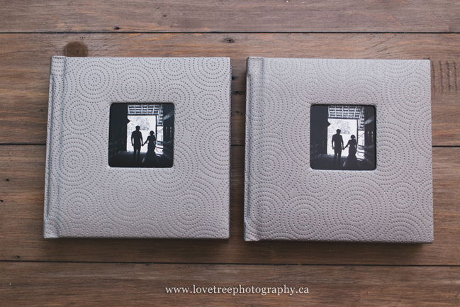 wedding albums for parents