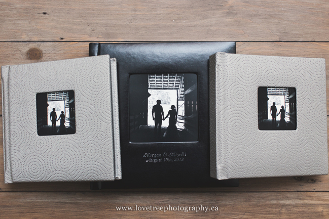 matching parent albums for wedding albums