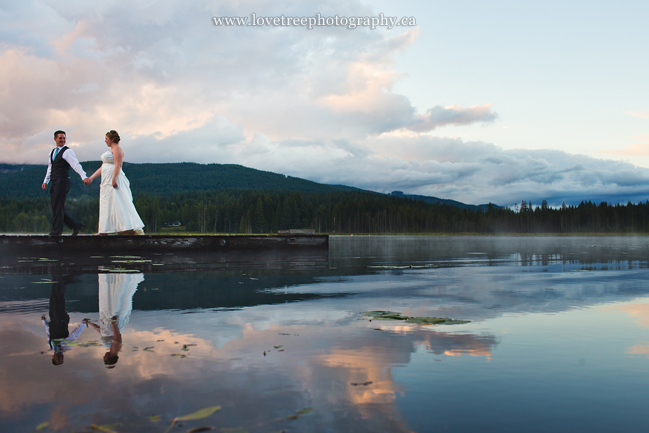 maple ridge wedding photographer whonnock lake