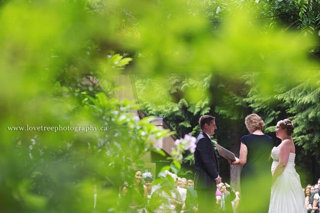 whonnock lake wedding ceremony