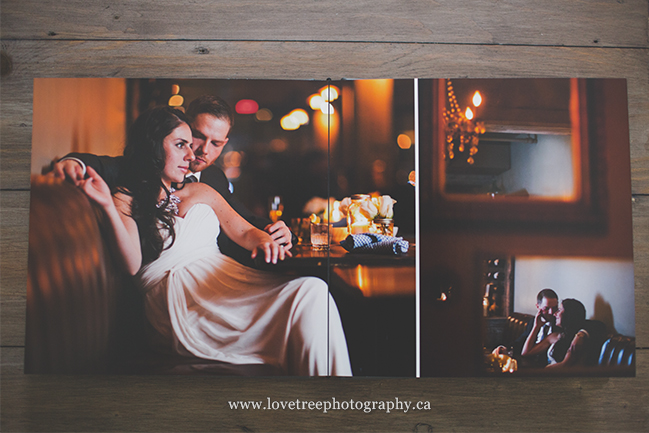 gorgeous custom wedding albums